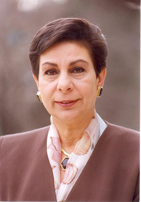 Hanan Ashrawi Net Worth