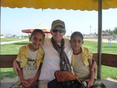 Children from Nusierat.