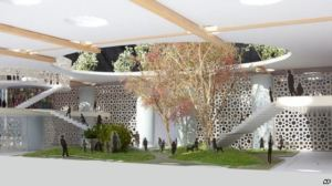 New green school in Gaza will break ground in early 2013