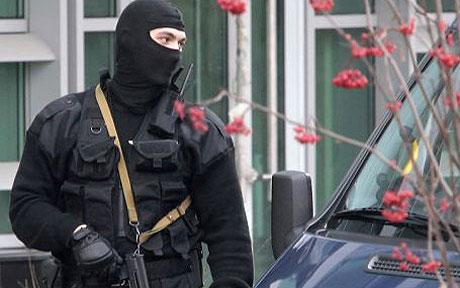 Masked man #3