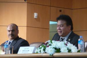 Yahaya Ibrahim, Vice Chancellor of the University of Sultan Zainal Abidin
