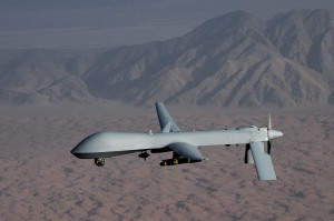 Unmanned aerial drone