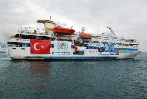 The Mavi Marmara