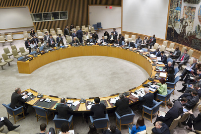 Security Council Considers Middle East Situation, Including Palestinian Question, May 22, 2013