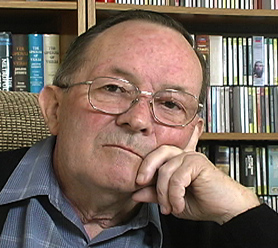 Chalmers Johnson, author