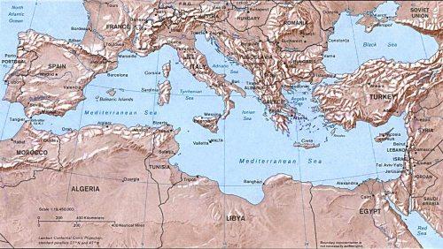 mediterranean-sea