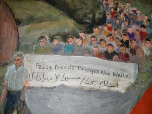 Peace needs bridges
