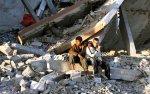 boys-ruins-gaza-strip