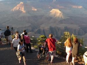 Visitors @ Grand Canyon