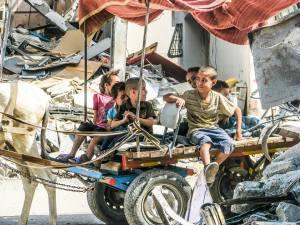 children in Shujaya
