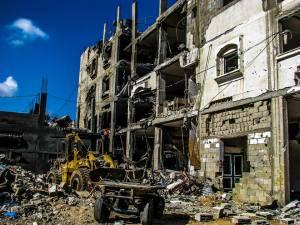 Gaza destruction 2