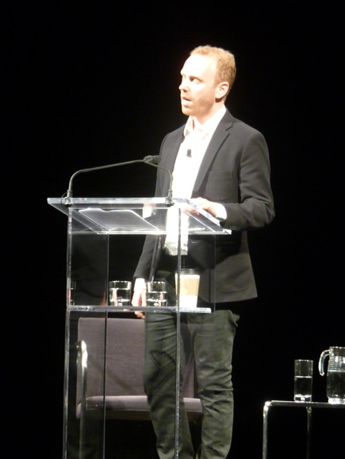 Max Blumenthal, author of GOLIATH