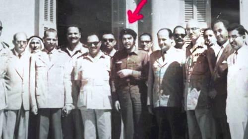 Che Guevara in Gaza