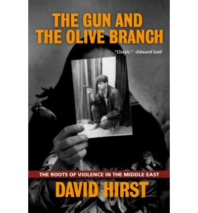 Gun and Olive Branch