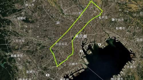Tokyo - population 13.35 million (2014)
