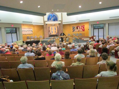 Presentation at Congregation Albert - Albuquerque, NM