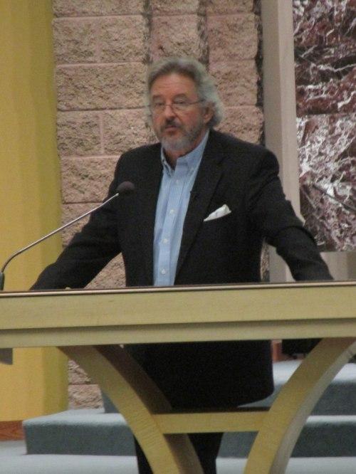 Former Ambassador Joe C. Wilson