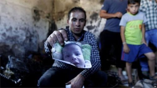 Ali Saad Dawabsha was killed when assailants firebombed his home at night (www.bbc.com)
