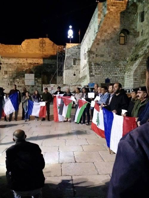 In Bethlehem, Nov. 14, 2015
