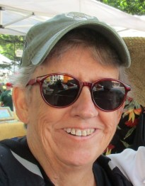 Lora Lucero in Baltimore summer 2015