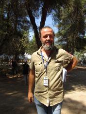U.N. worker from Serbia