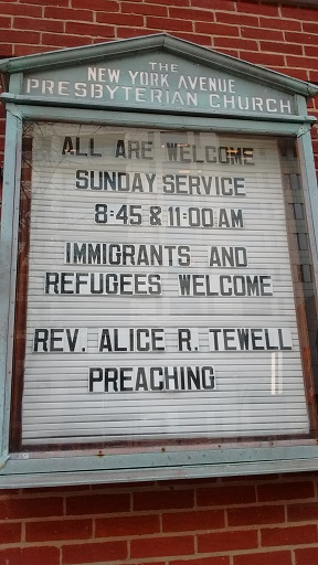 Church welcomes immigrants