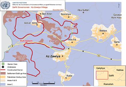 az-zawiya-map