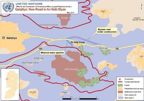 Nabi map