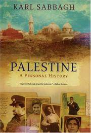 Palestine A Personal History 2