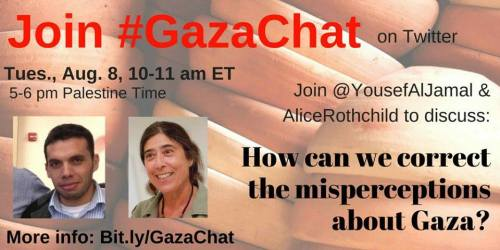 Gaza chat