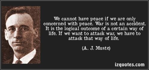 A J Muste