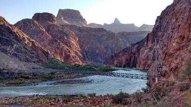 Colorado River Day 2 Silver Bridge