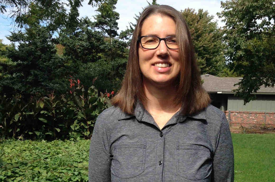 Esther Koontz Kansas teacher