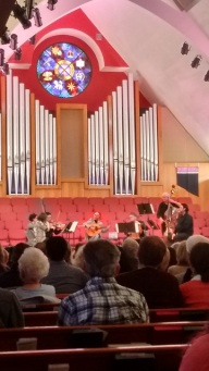 St.John's United Methodist Church Concert with Oud player