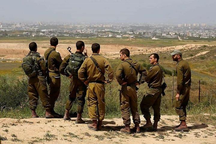 Border IDF