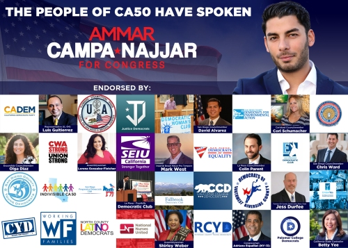 Campa endorsements