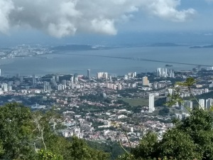 Penang Hill view 4