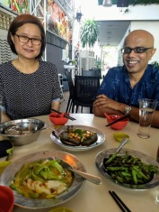 Penang lunch after press conference