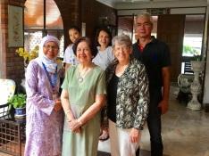 Rozini and family