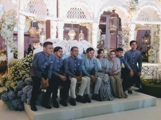 Wedding party 2