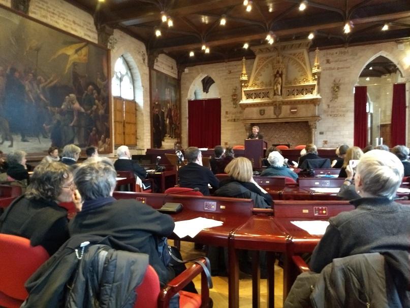 Leuven City Council Chambers