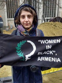 Women in Black Armenia