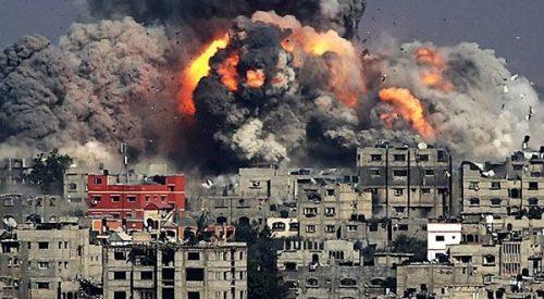 israel-bombs