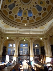 Edinburgh Central Library Reference Room