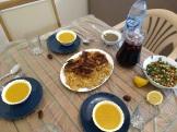 Iftar with Mahmoud
