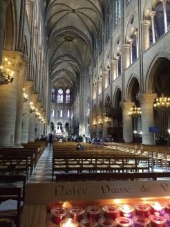 Notre Dame interior 5