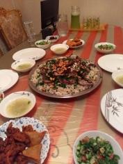 Iftar with Ayat