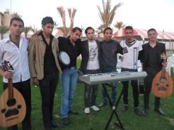 Musicians in Gaza
